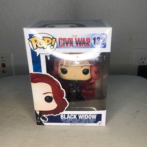 Black Widow Funko POP! #132